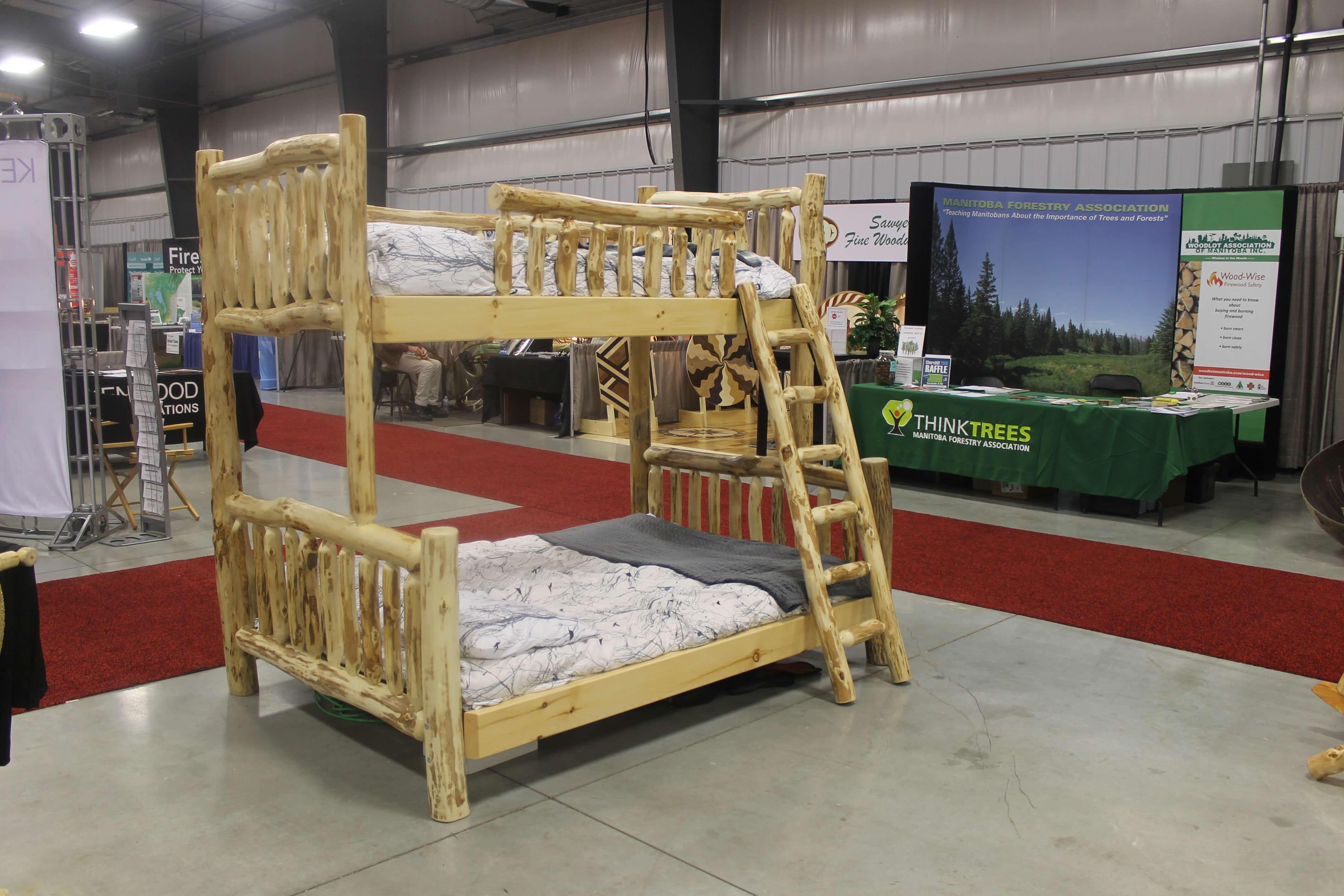 Pioneers Bunk Beds